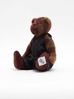 <img class='new_mark_img1' src='https://img.shop-pro.jp/img/new/icons15.gif' style='border:none;display:inline;margin:0px;padding:0px;width:auto;' />CA014 LUCY TAILOR・HAND MADE TEDDY BEAR - MINI / MOUNTAIN WILDERNESS