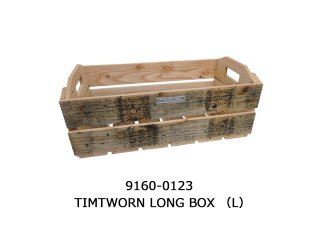 TIMEWORN LONG BOX(L)