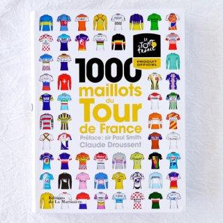 【洋書】1000 maillots du Tour de France