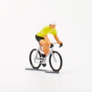 【the model cyclist】 YELLOW JERSEY