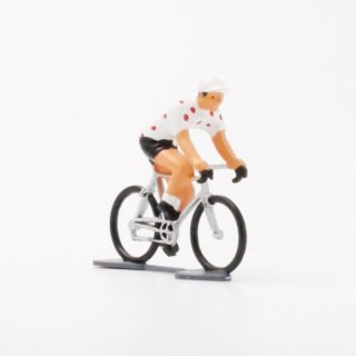 【the model cyclist】 POLKA DOT JERSEY