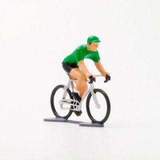 【the model cyclist】 GREEN JERSEY