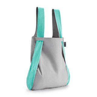 <img class='new_mark_img1' src='https://img.shop-pro.jp/img/new/icons6.gif' style='border:none;display:inline;margin:0px;padding:0px;width:auto;' />【notabag】BAG&BACKPACK グレー/ミント