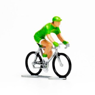 【the model cyclist + WBH!!】GREEN JERSEY