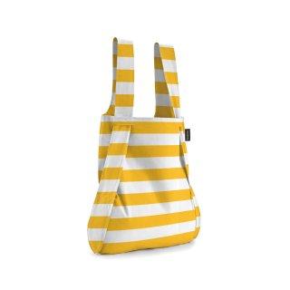 【notabag】BAG&BACKPACK ゴールデンストライプ【ノットアバッグ】