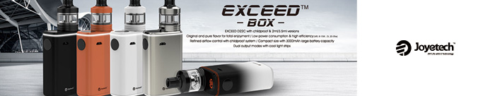 Joyetech EXCEED BOX with EXCEED D22C