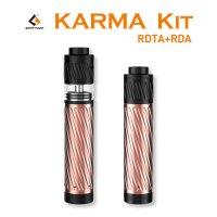 Geek vape Karma RDA+RDTA MOD Kit(カルマモッド)【ギークベイプ】【チューブタイプ TUBE】