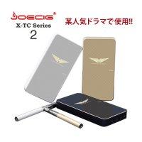 JOECIG X-TC2 rev2スターターKit【ジョーシグ】【初級者 女性向け】【ペンタイプ PEN】【ボックスタイプ BOX】