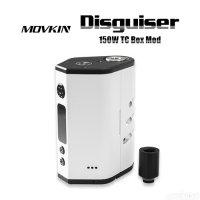 MOVKIN Disguiser 150W TC Box Mod(ディスガイザー)【モブキン】【温度管理機能 TC】【サブオーム SUBΩ】【ボックスタイプ BOX】