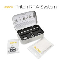 aspire Triton RTA System(トリトン システム)【アスパイア】【キット Kit】