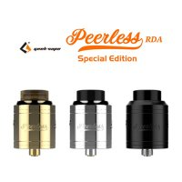 Geek vape Peerless RDA Special Edition(ピアレス)【ギークベイプ】【アトマイザー】