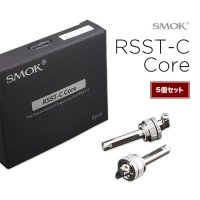 SMOK RSST-C Core Unit 5個セット【スモーク】【コイル】【RSST-Cアトマイザー専用】