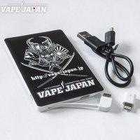 VAPE JAPAN モバイルバッテリー【オリジナル】