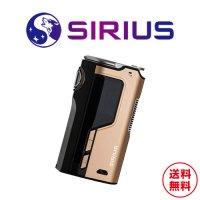 MODEFINED SIRIUS 200W TC BOX MOD(シリウス)【モデファインド】【温度管理機能】【サブオーム SUBΩ】【ボックスタイプ BOX】