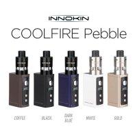 Innokin COOLFIRE Pebble 50W MOD(クールファイヤーペブル)【イノキン】【初心者向け スターターキット】【温度管理機能】【サブオーム対応】【ボックスタイプ BOX】