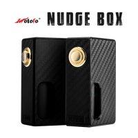 Wotofo NUDGE Mechanical Squonk Box MOD(ナッジ)【ウォトフォ】【サブオーム対応】【ボックスタイプ BOX】【ボトムフィーダー メカニカルスコンカー】