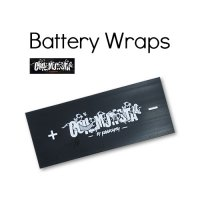 Coil Monsta Battery Wraps 5枚入り(バッテリーラップ)【コイルモンスター】