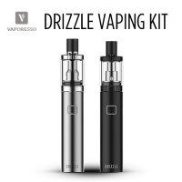 <img class='new_mark_img1' src='//img.shop-pro.jp/img/new/icons1.gif' style='border:none;display:inline;margin:0px;padding:0px;width:auto;' />Vaporesso DRIZZLE VAPING KIT(ドリズル)【ベイパレッソ】【MTL(タバコ吸い)向き】【スターターキット】【女性向け】【サブオーム対応】【チューブタイプ TUBE】