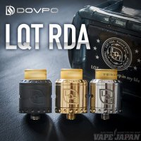 Authentic DOVPO LQT RDA 24mm【アトマイザー】