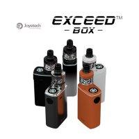 Joyetech EXCEED BOX with EXCEED D22C(エクシード)【ジョイテック】【スターターキット】【サブオーム対応】【ボックスタイプ BOX】