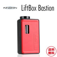 Innokin LiftBox Bastion BOX MOD(リフトボックス)【イノキン】【サブオーム対応】【ボックス BOX】【ボトムフィーダー BF】