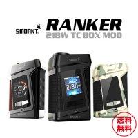 SMOANT Ranker 218W TC BOX MOD(ランカー)【スモアント】【温度管理機能】【サブオーム対応】【ボックス BOX】