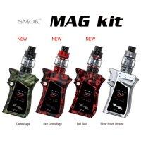 SMOK MAG 225W TC AND TFV12 PRINCE FULL Kit(マグキット プリンスタンク)【スモーク】【温度管理機能】【サブオーム対応】【ボックスタイプ BOX】