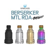 <img class='new_mark_img1' src='//img.shop-pro.jp/img/new/icons1.gif' style='border:none;display:inline;margin:0px;padding:0px;width:auto;' />VANDY VAPE BERSERKER MTL RDA(バーサーカー)【ヴァンディーベイプ】【アトマイザー】
