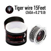 Demon Killer Tiger wire 15 Feet(26GA+0.2*0.8)(タイガーワイヤー)【デーモンキラー】