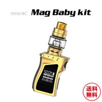 SMOK Mag Baby Kit(マグベビーキット)【スモーク】【スターターキット】【温度管理機能】【サブオーム対応】【ボックスタイプ BOX】