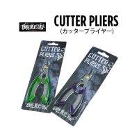 【ネコポス対応可】Coil Monsta CUTTER PLIERS【コイルモンスター カッタープライヤー ニッパー】