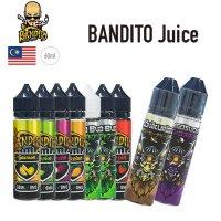 【60ml】BANDITO Juice【バンディット】【フレーバーリキッド】