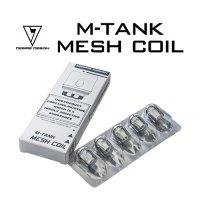 DESIRE DESIGN MAD MOD M-Tank用コイル 5個セット(マッドモッドエムタンク)【デザイヤーデザイン】
