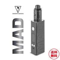 DESIRE DESIGN  MAD MOD 108W Kit(マッドモッド)【デザイヤーデザイン】【温度管理機能】【サブオーム対応】【ボックスタイプ BOX】