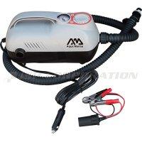 Aqua Marina スーパーエレクトリックポンプ【アクアマリーナ シガーライター バッテリープラグDC12V アクセサリー SUP サップ スタンドアップパドルボード インフレータブル】