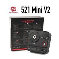 <img class='new_mark_img1' src='https://img.shop-pro.jp/img/new/icons1.gif' style='border:none;display:inline;margin:0px;padding:0px;width:auto;' />COIL MASTER 521 Mini V2 オームメーター【コイルマスター】【Ωメーター】