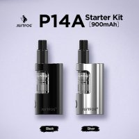 JUSTFOG  P14A Starter Kit 900mAh 1.6Ω【ジャストフォグ】【スターターキット サブオーム対応 ボックスタイプ】