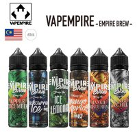 <img class='new_mark_img1' src='https://img.shop-pro.jp/img/new/icons1.gif' style='border:none;display:inline;margin:0px;padding:0px;width:auto;' />VAPEMPIRE EMPIRE BREW 60ml【ベイプエンパイア エンパイア・ブリュー】【フレーバーリキッド】