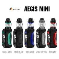 【60ml相当分リキッドサービス】Geek vape AEGIS Mini Mod(イージスミニ)【ギークベイプ】【スターターキット 温度管理機能 サブオーム対応 ボックスタイプ】