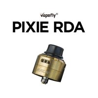 <img class='new_mark_img1' src='https://img.shop-pro.jp/img/new/icons1.gif' style='border:none;display:inline;margin:0px;padding:0px;width:auto;' />Vapefly PIXIE RDA BF 22mm(ピクシー) 【ベイプフライ】【アトマイザー】