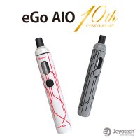 <img class='new_mark_img1' src='https://img.shop-pro.jp/img/new/icons1.gif' style='border:none;display:inline;margin:0px;padding:0px;width:auto;' />Joyetech eGo AIO 10th Anniversary(イーゴ)【ジョイテック】【スターターキット ペンタイプ テクニカルMOD クリアロマイザー】