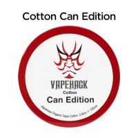 VapeHack Cotton Can Edition【ベイプハック コットンカンエディション 日本製】