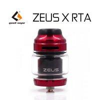 Geek vape ZEUS X RTA(ゼウスエックス)【ギークベイプ】【電子タバコ VAPE 液漏れしない アトマイザー RTA タンク シングル デュアル デッキ 直径 25mm】