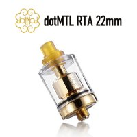 <img class='new_mark_img1' src='https://img.shop-pro.jp/img/new/icons1.gif' style='border:none;display:inline;margin:0px;padding:0px;width:auto;' />dotMod dotMTL RTA 22mm【ドットモッド アトマイザー】