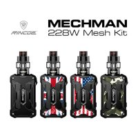 RINCOE Mechman 228W Mesh Kit【リンコー メックマン [STEEL WINGS] テクニカルMOD ボックスタイプ】