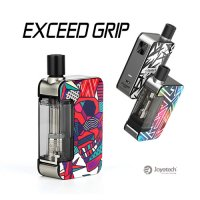 <img class='new_mark_img1' src='https://img.shop-pro.jp/img/new/icons1.gif' style='border:none;display:inline;margin:0px;padding:0px;width:auto;' />Joyetech EXCEED GRIP【ジョイテック エクシードグリップ POD型スターターキット ボックスタイプ 】