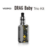 <img class='new_mark_img1' src='https://img.shop-pro.jp/img/new/icons1.gif' style='border:none;display:inline;margin:0px;padding:0px;width:auto;' />VOOPOO DRAG Baby Trio Kit【ブープー ドラッグベビートリオ スターターキット ボックスタイプ テクニカルMOD】