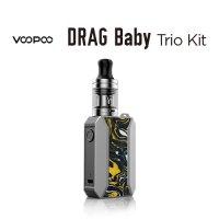 VOOPOO DRAG Baby Trio Kit【ブープー ドラッグベビートリオ スターターキット ボックスタイプ テクニカルMOD】