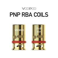 【ネコポス対応可】VOOPOO PNP RBA COILS【ブープー DRAG コイル アトマイザー】
