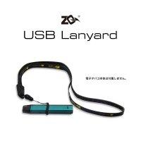<img class='new_mark_img1' src='https://img.shop-pro.jp/img/new/icons1.gif' style='border:none;display:inline;margin:0px;padding:0px;width:auto;' />【ネコポス対応可】ZQ USB Lanyard【ゼットキュー ストラップ 充電ケーブル micro USB Type-B アクセサリー】